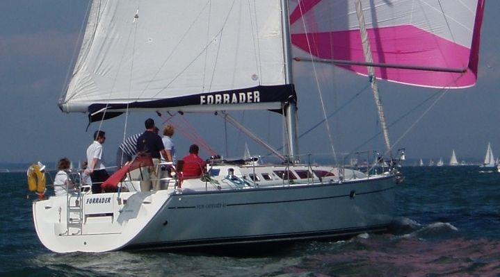 rya training and yacht charter