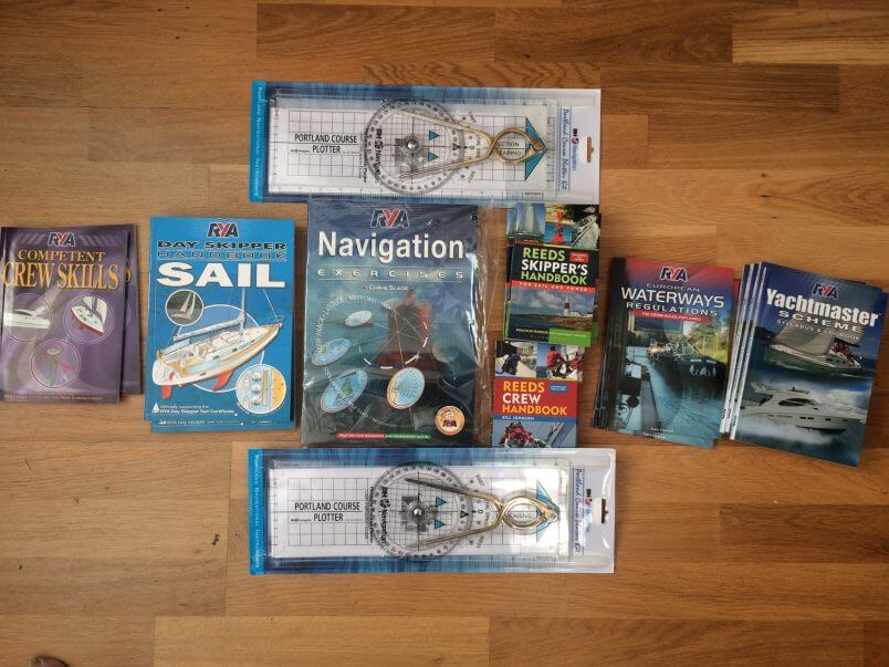 Rya Navigation Handbook Pdf