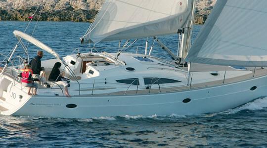 Elan impressiion 434 yacht charter