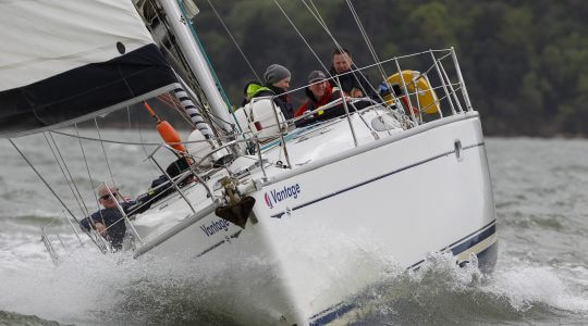 UK based Solent yacht charters