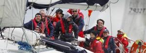 skippered sailing charter